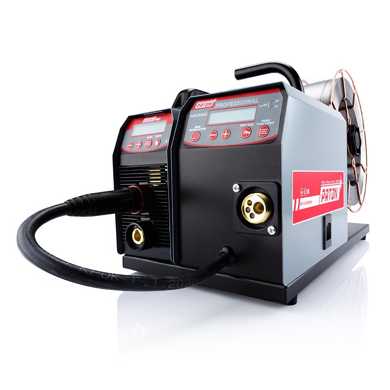 Spawarka MIG/MAG MMA/TIG DC Paton PSI 250 PRO DC (15-4) 230 V