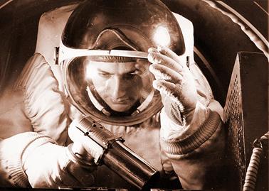 spawanie w kosmosie