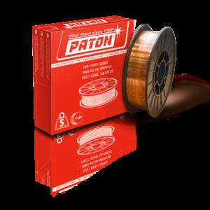 Drut spawalniczy SG2 PATON G3Si1 0,8mm 5kg